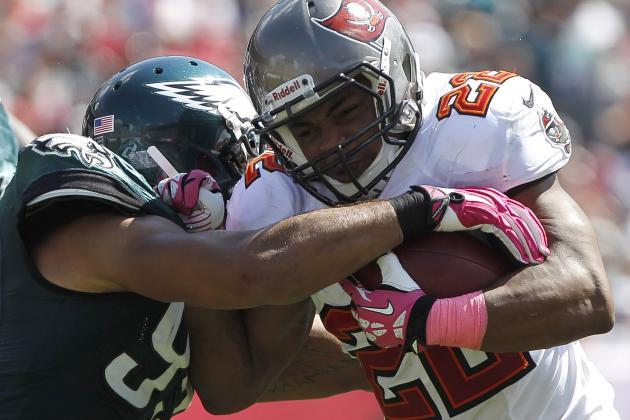 Earnest Byner Thinks Doug Martin Will Be a Better Receiver