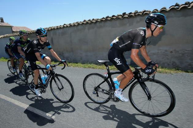 Tour de France 2014: Stage 13 Route, Live Stream, Predictions, Updated Standings