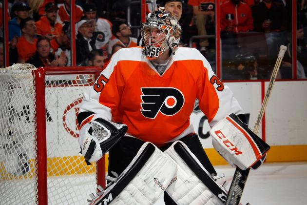 Roenick: Mason Is Not the Flyers' Answer for a Stanley Cup