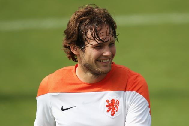 Ajax Hoping to Keep Daley Blind out of the Clutches of a Rival