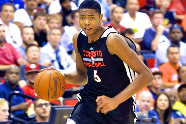 Meet the Brazilian Mystery Prospect from the 2014 NBA Draft, Bruno Caboclo