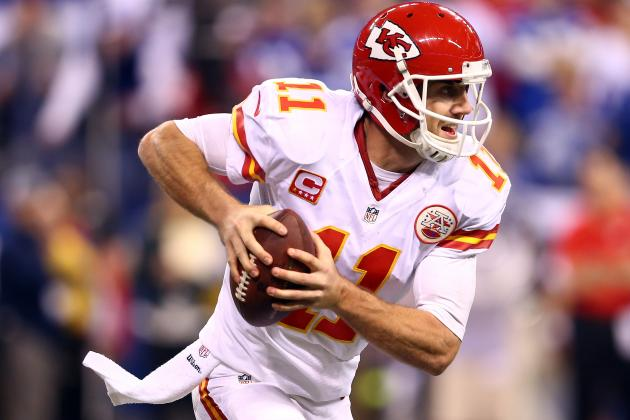 Alex Smith: I Love Kansas City
