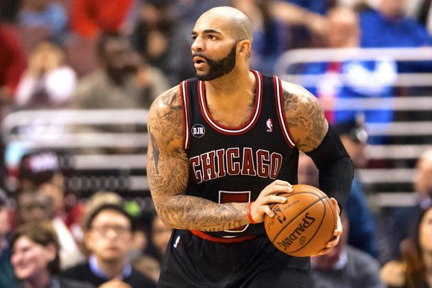 Carlos Boozer to Lakers: Latest Contract Details, Analysis and Reaction