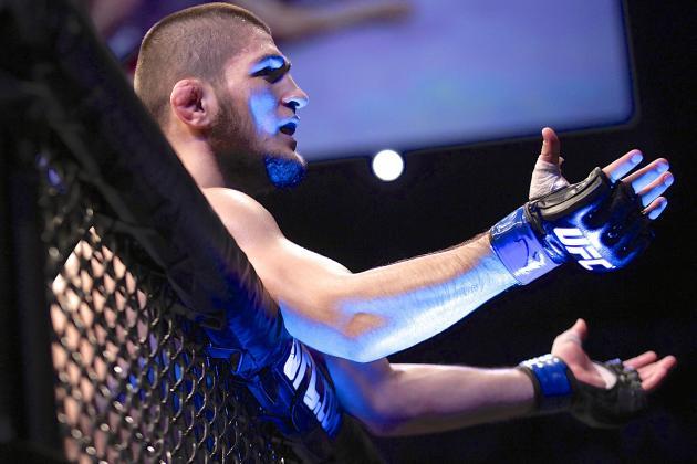 Khabib Nurmagomedov 'Ready' for 5-Round Fight with Donald Cerrone