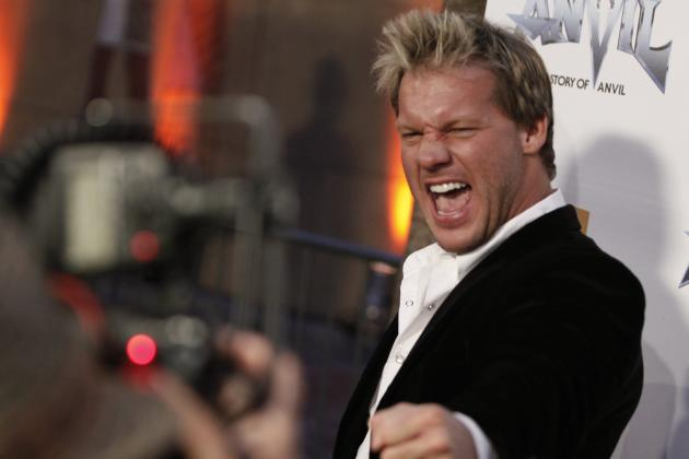 Chris Jericho Is a Strong Babyface Foil for Bray Wyatt