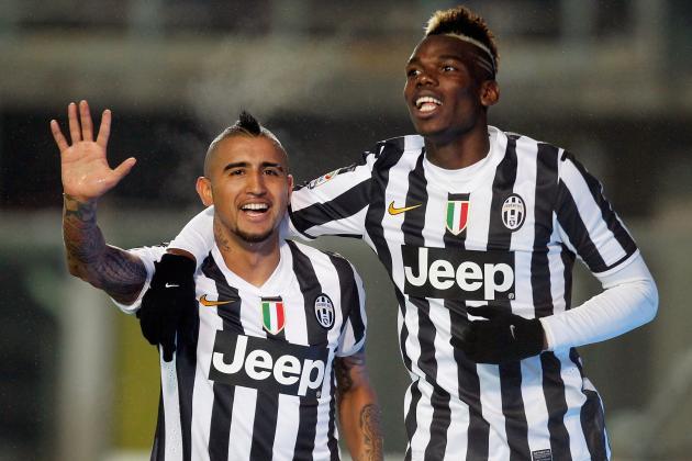 Liverpool Transfer News: Latest on Paul Pogba, Arturo Vidal and Loic Remy