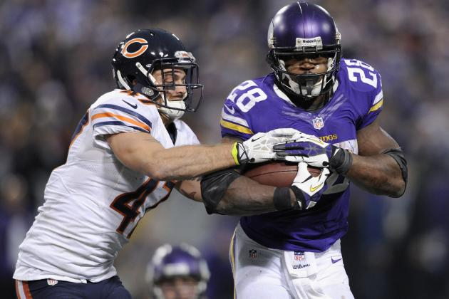 Vikings position preview: Running backs