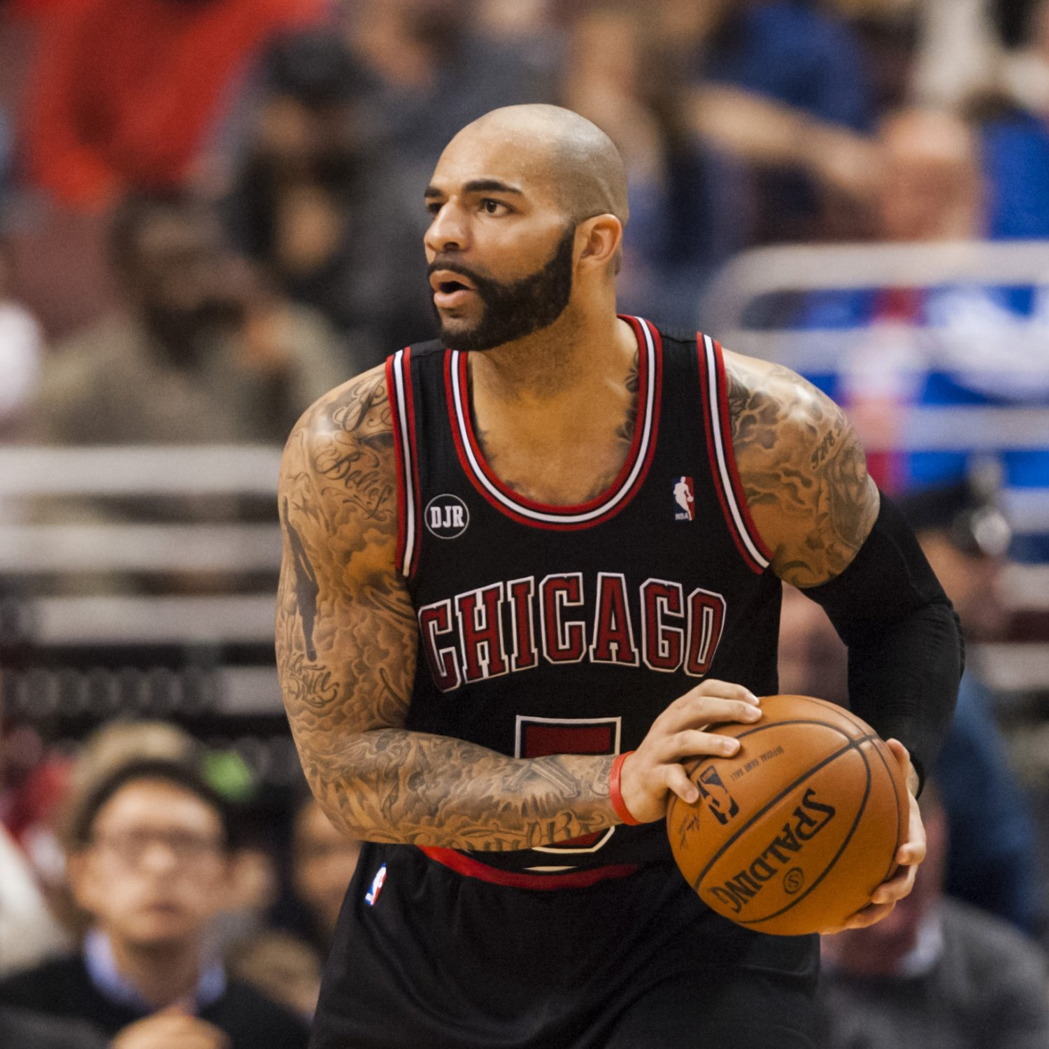 Reading Between the Lines of LA Lakers' Carlos Boozer ...