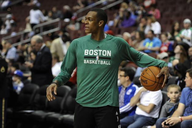 Celtics Rumors: Latest Whispers Surrounding Rajon Rondo, Evan Turner and More