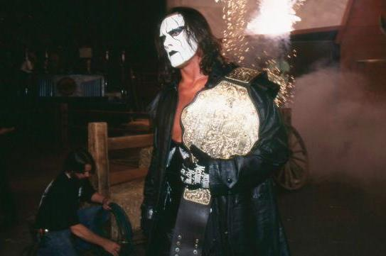 Battleground, Sting and Latest WWE News and Rumors from Ring Rust Radio