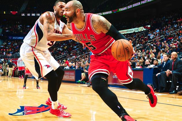 Reading Between the Lines of LA Lakers' Carlos Boozer Acquisition