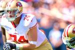 All-Pro LT Staley Signs Extension with 49ers
