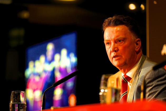 Louis Van Gaal Impressive as He Lays out His Plans for Manchester United