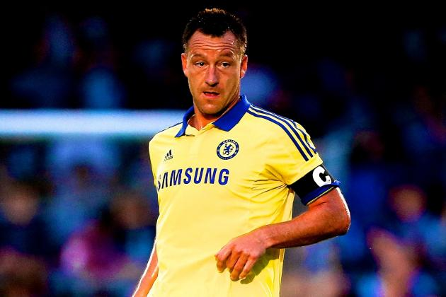 John Terry Targeting Trophies with Chelsea Next Season