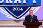 Goodell: LA, Chicago Finalists for 2015 NFL Draft