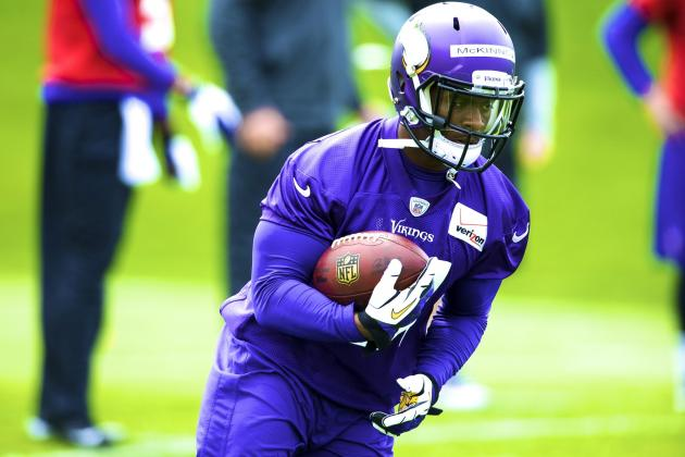 How the Vikings Can Turn Jerick McKinnon Into the NFL's Most Dynamic Rookie