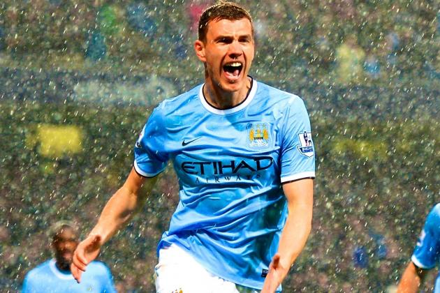 Why Edin Dzeko Will Have a Standout Season at Manchester City