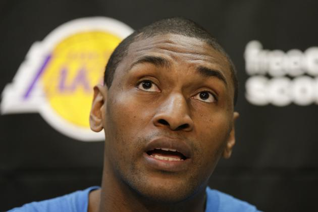 Lakers Rumors: Updates on Coaching Search, Metta World Peace and More