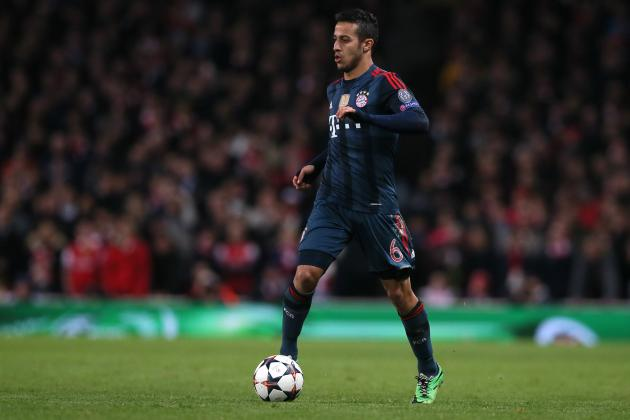 Thiago Set to Be Bayern Munich's Key Man Following Toni Kroos Exit
