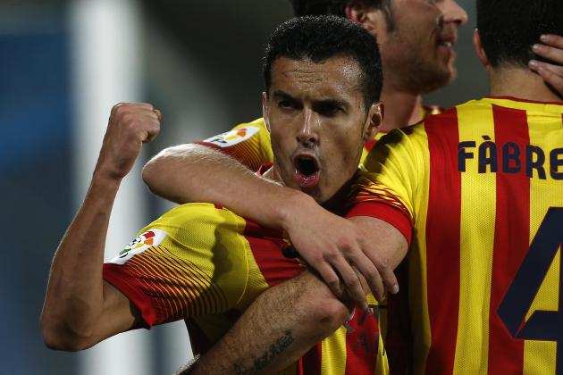 Is There Still a Role for Pedro Rodriguez at New-Look Barcelona?
