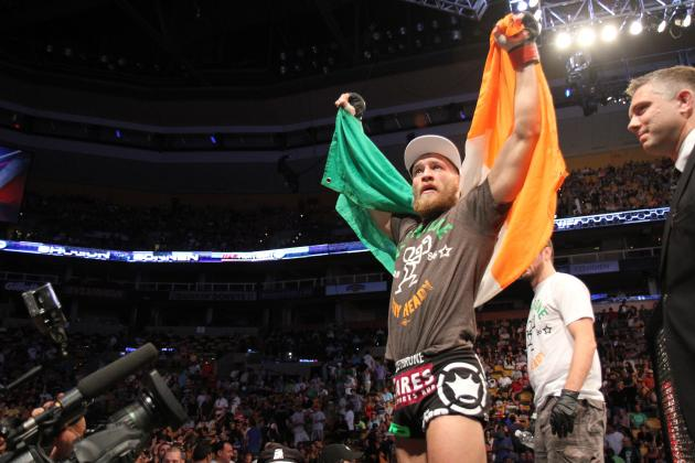 UFC Fight Night: Conor McGregor Needs Strong Performance to Justify Hype