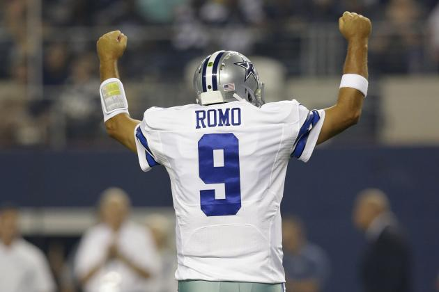 Of Course Tony Romo Is Clutch