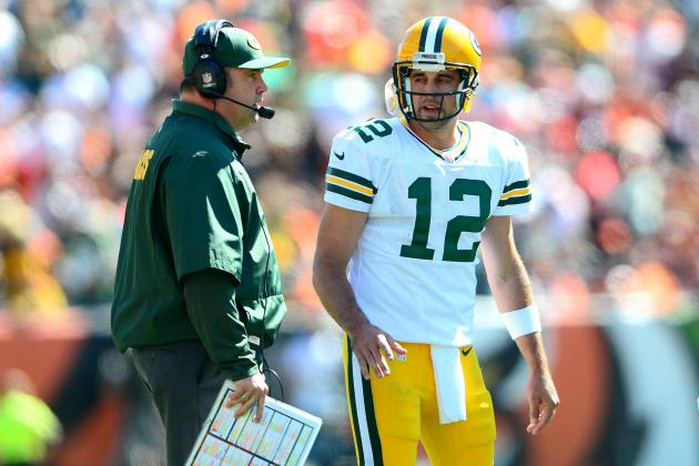 5 Stats from 2013 the Green Bay Packers Must Change in 2014