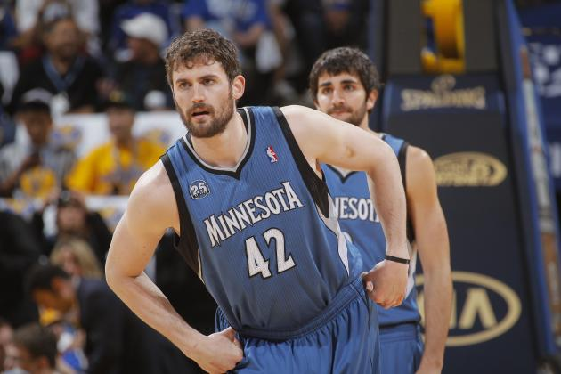 Kevin Love Would Make Cavaliers 2014 Eastern Conference Favorites