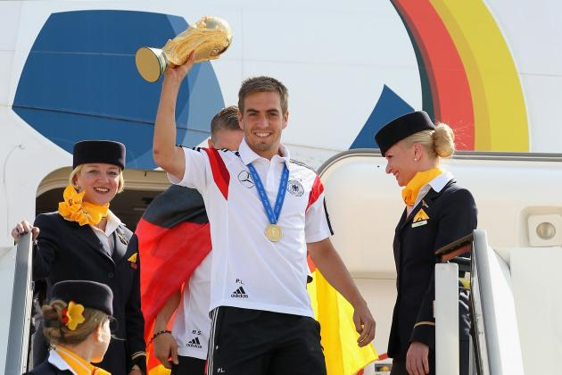 Philipp Lahm Announces Retirement from International Football