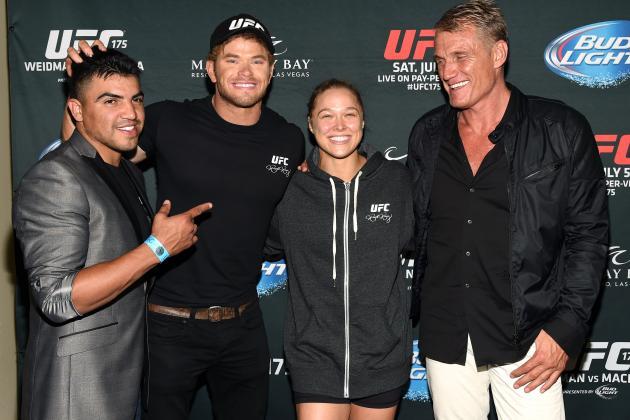 Ronda Rousey: Is the UFC Women's Bantamweight Champion the UFC's Biggest Star?