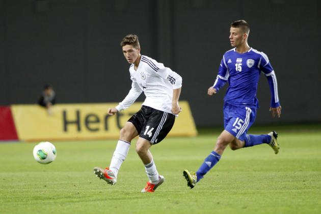Germany's Run of Success Could Continue at Under-19 European Championship