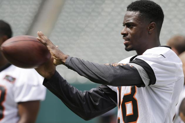 A.J. Green Sends Loud (and Good) Messages