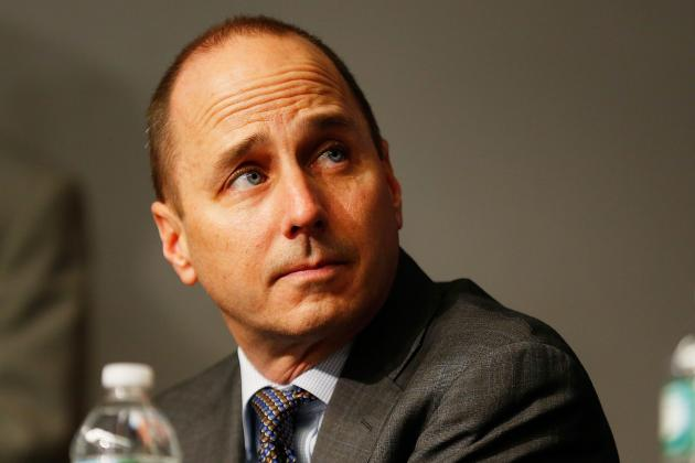 Cashman Says Yanks Must Upgrade Pitching