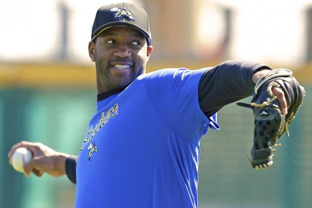 Tracy McGrady Retires from Baseball After Throwing 1st Career Strikeout