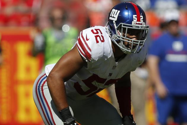 The Positional Battles Bob Papa Will Be Watching at Giants Camp