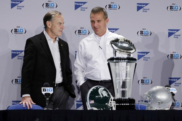Should Ohio State Really Be the Big Ten Favorite over Michigan State?