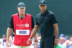 Tiger Struggling on Day 2 at British Open