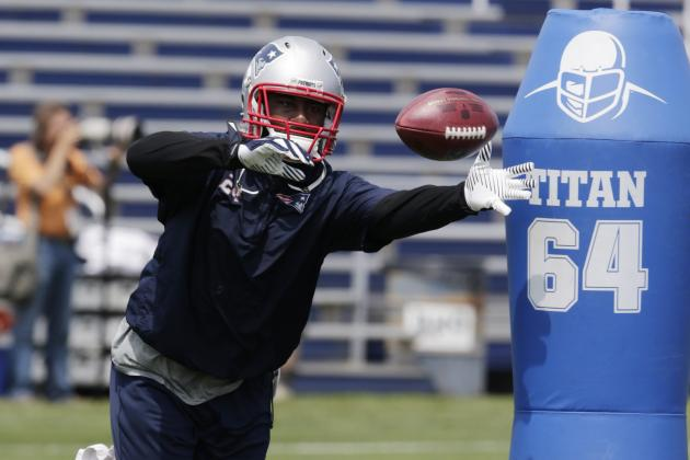 Defense Biggest Reason for Optimism on Eve of Pats Camp