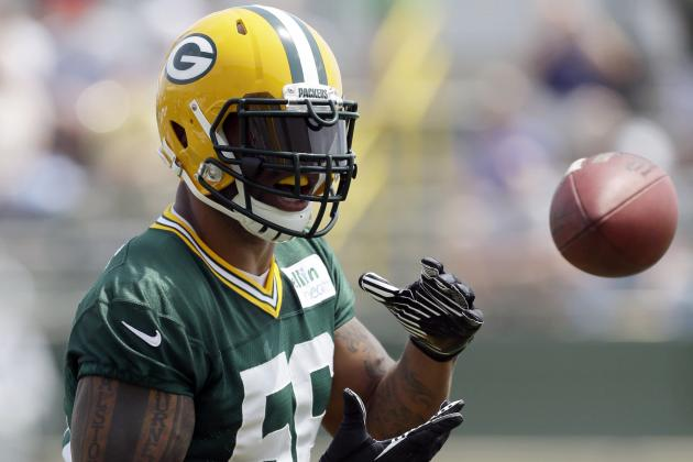 Green Bay Packers Training Camp Preview: Linebackers