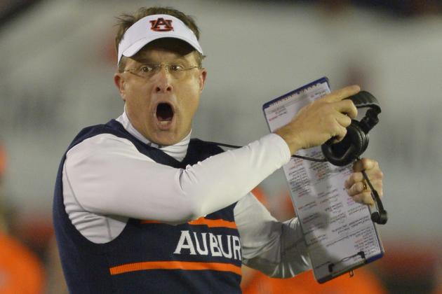 Can AU's Offense Be Solved in Malzahn's 2nd Year? SEC Defenders Weigh in