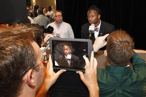 Gurley Survives SEC Media Days