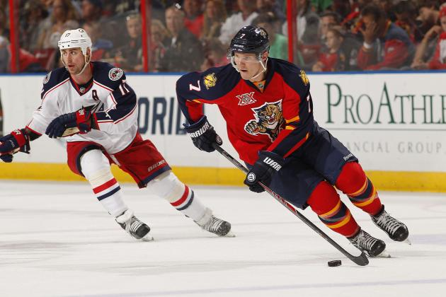 Report: Dmitry Kulikov Re-Signs with Panthers for Three Seasons