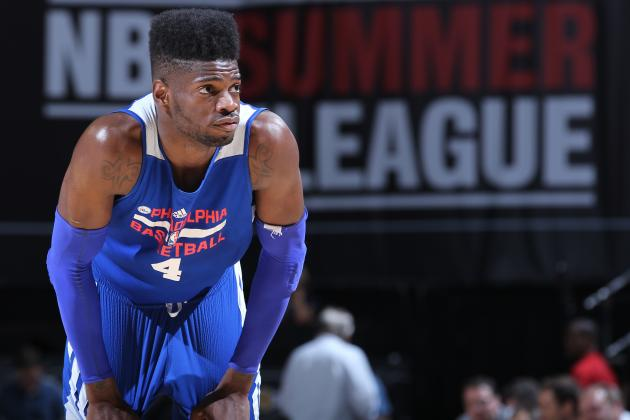 Nerlens Noel Reminding Everyone He's Far from a Polished Prospect