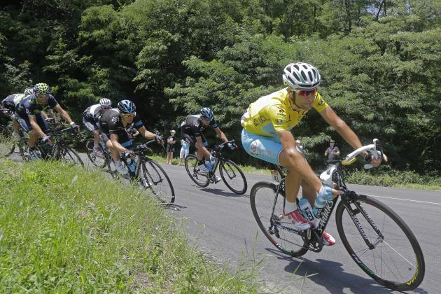 Tour de France 2014: Stage 14 Route, Live Stream, Predictions, Updated Standings