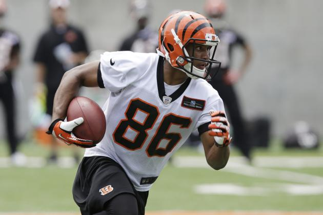 Bengals Bubble Watch: James Wright