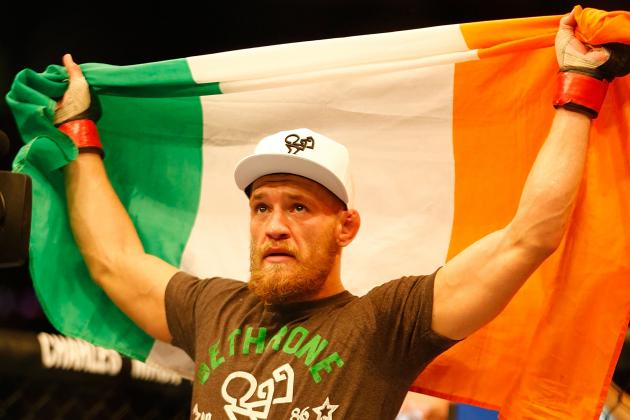 Conor McGregor vs. Diego Brandao: Keys to Victory for Both Fighters
