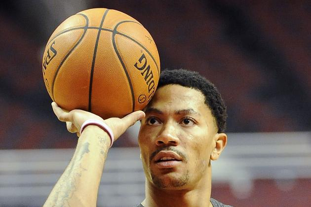 Bulls News: Rounding Up Buzz on Derrick Rose's Status, Roster Moves and More