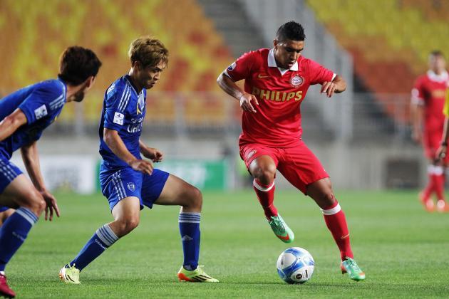 PSV Set to Lose Wonderkid Zakaria Bakkali This Summer