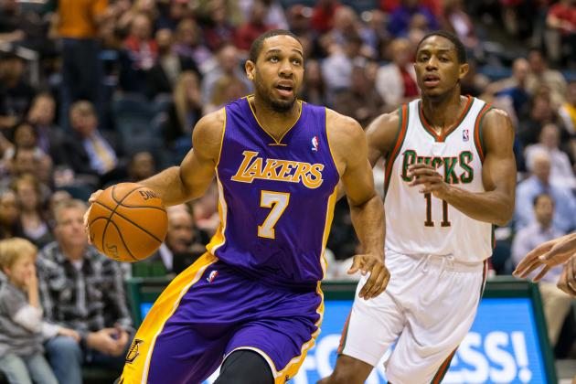 Why Los Angeles Lakers Replacing Kendall Marshall with Xavier Henry Makes Sense