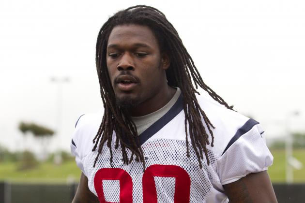 Texans' Jadeveon Clowney Will 'Try' to Practice at Start of Camp